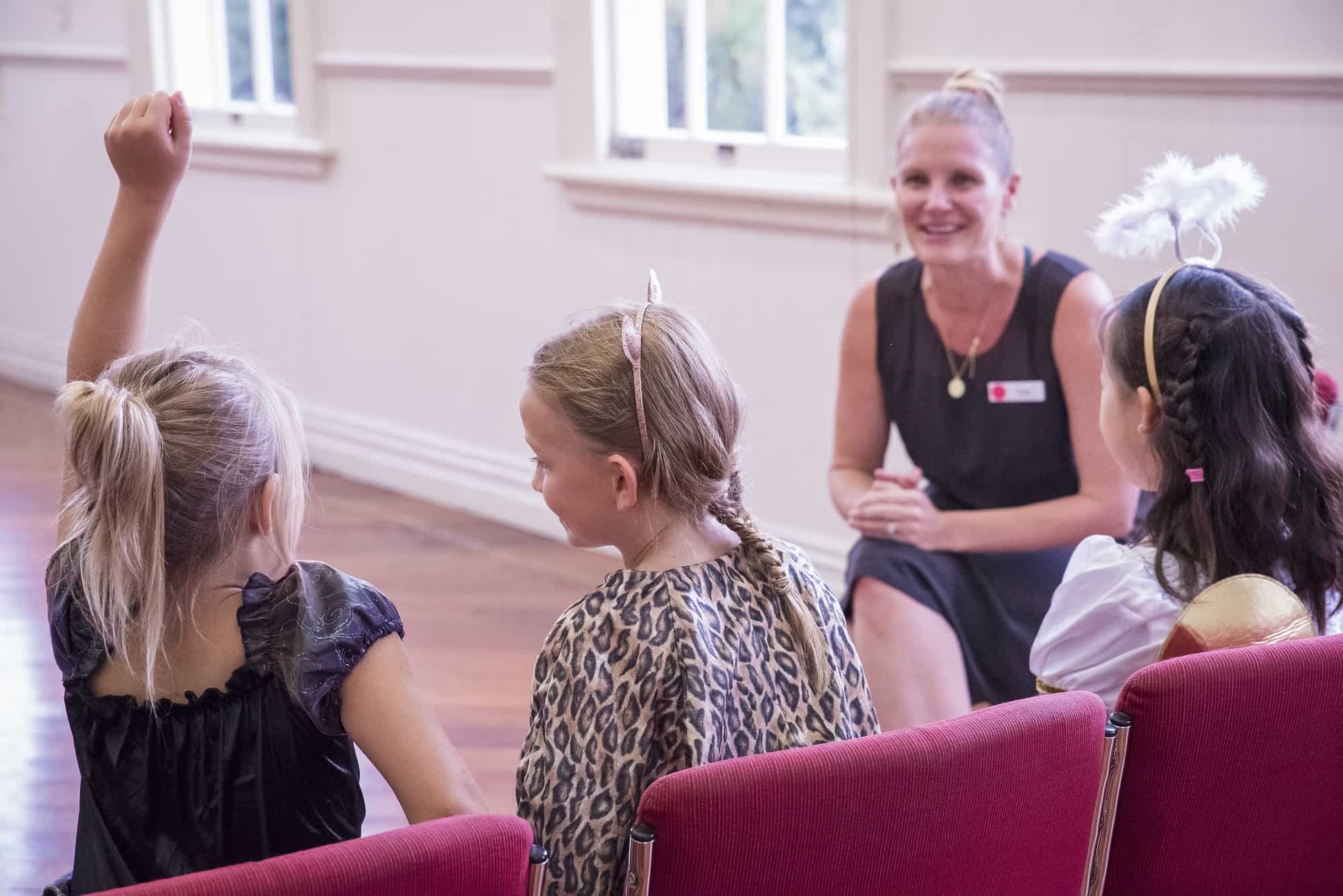 Speech and drama classes - Auckland